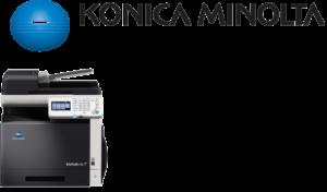 Kserokopiarka Konica Minolta Bizhub C35